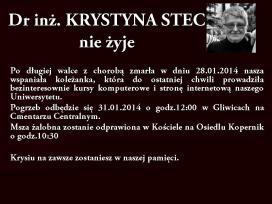 Krystyna Stec
